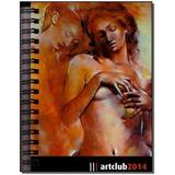 Agenda Art Club 2014,gomes, José Carlos