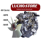 Npr Nhr Nkr 4h Manual Reparacion Motor Sensores Diagnostico