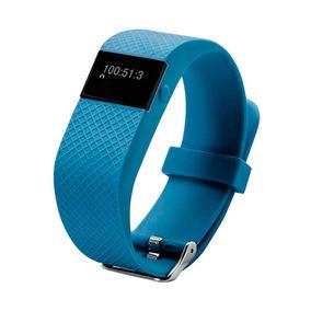 Stylos Reloj Deportivo Brazalete Inteligente Bluetooth Azul