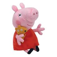 Peluches Miniatura Peppa Pig 15cm Ideal Souvenir !