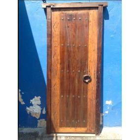 puerta antigua de madera de huanacaxtle - Puertas Antiguas De Madera