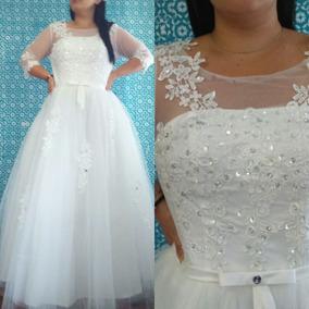 Vestido De Noiva Plus Size Barato