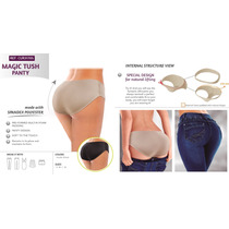 Panty Levanta Glúteos Push Up Colombiana Original