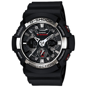 Relógio Casio Masculino G-shock Ga-200-1adr.
