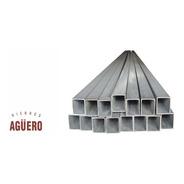 Caño Estructural Cuadrado *** 30x30x1,25 *** En 6 Mts. - Hierros Agüero