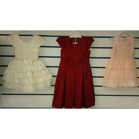 Lote -vestidos De Festa Infantil Tamanho 3 ***imperdìvel****