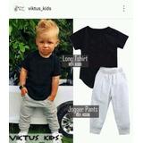 Jogger Pants, Monos, Joggers Niño Unisex Viktus Kids K005