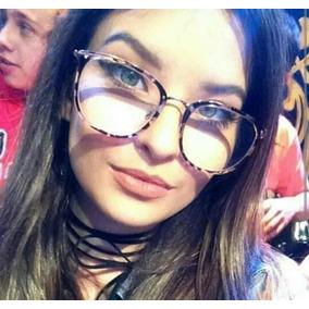Oculos De Grau Femininos Para Rosto Oval - Óculos Branco no Mercado ... 93de318b0d