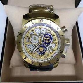 Relógio I2016849 Masculino Bulgari Produto Original
