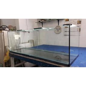 Aquário De 120x50x50 Com Vidro De 10mm