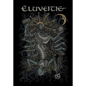 Backpatch Eluveitie - 28x20