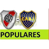 Entradas Populares Boca Vs Guillermo Brown Copa Argentina