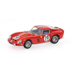 Ferrari 250 Gto #19 Le Mans 1962 1/43 Kyosho Nec