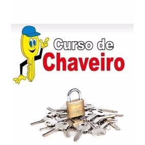 Curso Completo De Chaveiro, Vídeo, Áudio E Apostilhas