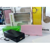 Cargador Portatil Power Bank 5500 Mah Ventas Por Mayor