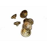 Botones Dorado Servicio Penitenciario $130