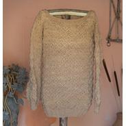Sweater 100% Fibra Ovina Mod_1