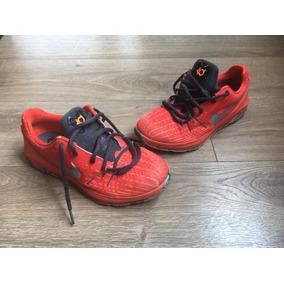 Espectaculares Zapatillas Nike Kevin Durant 33,5 Como Nuevas