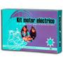 Kit Motor Eléctrico - Juego De Ciencia - Giro Didáctico