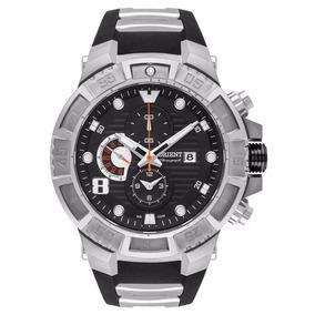 Relógio Orient Cronógrafo Titanium Grande Mbtpc006