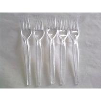 Cuchillos O Tenedores Descartables Plastico Oferta X 1000un.