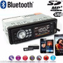 Auto Estereo Stereo Bluetooth Usb Mp3 Sd Aux Fm Desmontable
