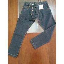 Calça Jeans Saruel Infantil Menino 86462/86387