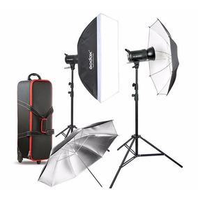 Kit Godox Sk400 E Estudio Fotografico Envio Gratis