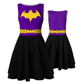 Vestido Ravena Jovens Titãs Fantasia Raven Cosplay Halloween