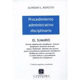 Procedimiento Administrativo Disciplinario - Repetto