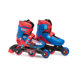 Patines 2 En 1 Spiderman