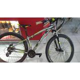 Bicicleta Alubike Mtb Slt Df 29 24 Vel Shimano 2018