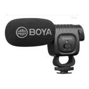 Microfone Condensador Direcional Boya By-bm3011 Shotgun