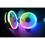 6 X Fan 120 Mm Rgb Pc