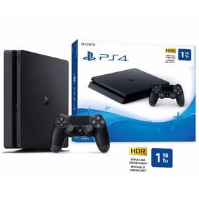 Nuevo Ps4 Consola Play Station 4 Slim 1tb - 1 Tb - Cuh 2115b