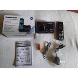 Teléfono Inalámbrico Panasonic Con Contestadora Kx Tg4131