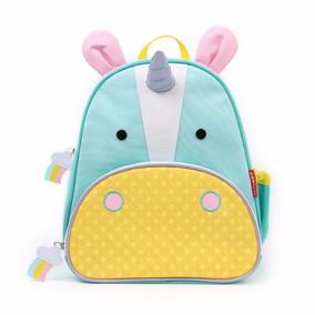Mochila Infantil Clasica Unicornio Skip Hop Original 210227