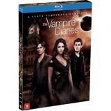 Box Blu-ray The Vampire Diaries - 6ª Temporada - Original