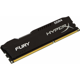 Memoria Kingston Fury Hyperx 8 |2x4gb| Module - Ddr4 2400mhz