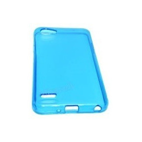 Lg Q6 Prime - Protector Blue Candy Slim Shell