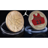 Moneda Michael Jordan 23 Chicago Bulls Basketball Nike Nba