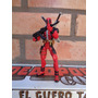Deadpool Marvel Universe Coleccionable Comics X Men