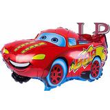 10 Globos Mas Varilla Centro De Mesa Mickey Batman Cars