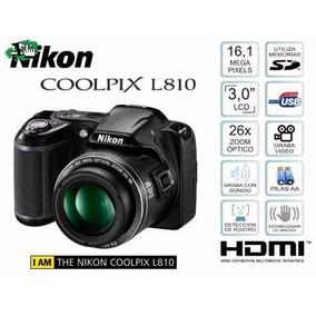 Camara Fotografica Nikon Coolpix L810 16,1 Mp