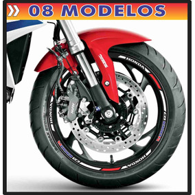 Adesivo Friso Refletivo Honda Cb 1000r Cb1000r Top