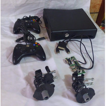 Kit Xbox 360 Slim Maquinita Completo Envio Gratis
