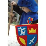 Coraza Escudo Caballero Principe Espada Cotillon Azukiel