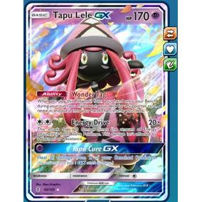 Tapu Lele Gx - Pokemon Tcg Online