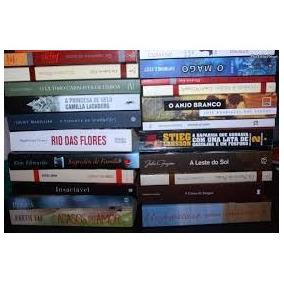 Lote De 15 Livros Variados Novos Revenda Bibliotecas Leitor