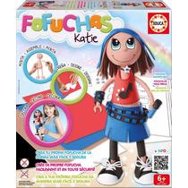Muñeca Interactiva Educativa De Educa Fofucha Katie 16113